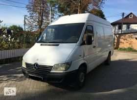 Кузов для Mercedes-Benz Sprinter
