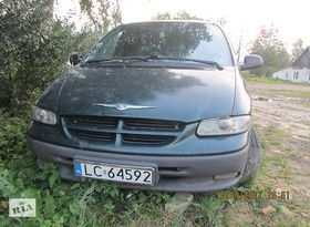 Капот для Chrysler Grand Voyager